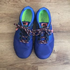 Nike Zoom Wildhorse 2 trail running shoes.
